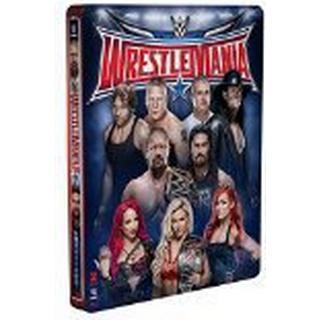 WWE: WrestleMania 32 - Limited Edition Steelbook [Blu-ray]